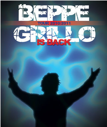 Beppe Grillo Is Back
