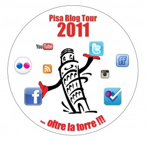 Pisa Blog Tour 2011